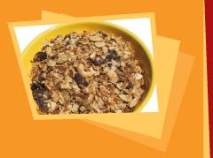Mix de Cereales en Leche