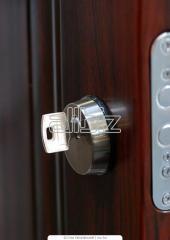 Cerraduras para las puertas de aluminio y vidrio