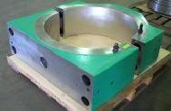 Piezas de repuesto y accesorios para las máquinas de rotor eléctricas, generadores y motores eléctricos