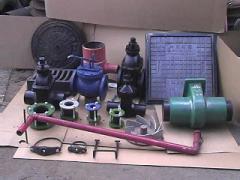 Valvulas de compuerta de hierro fundido