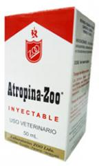 ATROPINA ZOO 50 ML $ 13 USS  1 MG/ML