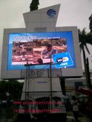 Pantalla LED LED LED video wall billboard precio