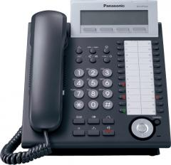 Telefono IP KX-NT343 : 3 Lineas , 24 CO, POE, LAN Panasonic