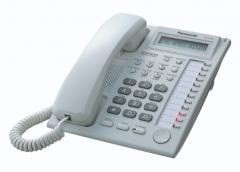 Telefono Programador  KX-T7730 Para Central