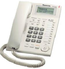 Telefono manos libres, Call ID, LCD KX-T7716