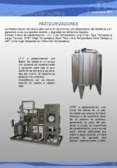 Proceso de Lacteos