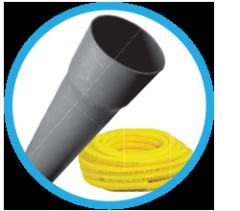 Tubería PVC Presion   E/C