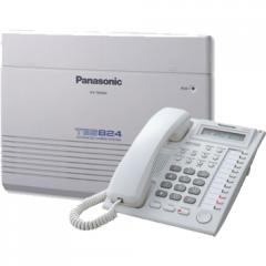 Central Telefonica Analoga KX-TES824 (3 Lineas 8 Extensiones)
