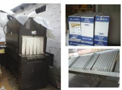 Túnel de calor ( shrink packaging equipment for