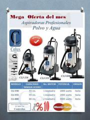 ASPIRADOR  PARA SECO Y HUMEDO DE 50 LTS.,MODELO CL-550