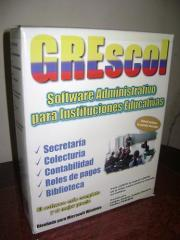Grescol sistema educativo integrado para