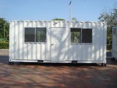 Construción, alquiler y venta de campamentos moviles