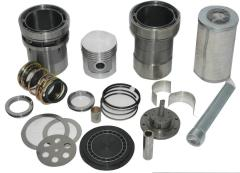 Repuestos para compresores de refrigeracion Vilter / Mycom / Carrier / Sabroe / Grasso