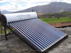 Paneles solares/ calentadores solares/ paneles