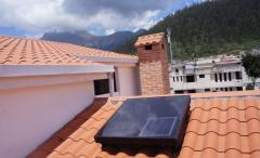 Ventiladores solares/ ventilador solar