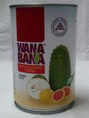 Soursoup & Guava Canned Fruit