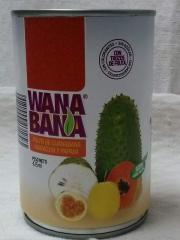 Soursop Papaya & Passion Fruit