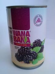 Blackberry Canned Pulp