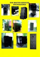 Cajas fuertes para camion repartidor de productos