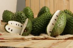 Fruta de guanabana
