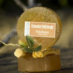 PaloSanto Exfoliating Soap Bar 100gr.