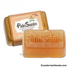 PaloSanto Exfoliating Soap Bar 100gr.