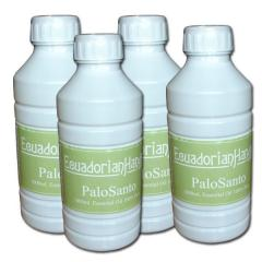 4000ml Palo Santo Essential Oil 100% pure (4 Bottles x1000ml)