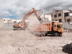Construcción y mejoramiento de Vías
