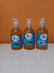 Shampoo en basesnaturales como
