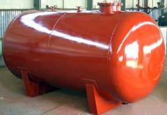 Tanque Hidroneumático Acero al Carbono
