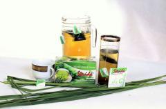 Aromáticas con stevia natural