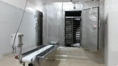Se Vende Congelador IQF en Espiral