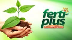 Fertiplus abono, 100% organico