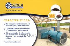 Secadora de granos SIRCA