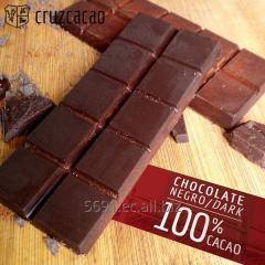 Chocolate Negro 100%, 70% Y 50%