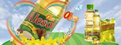 Aceite Vegetal Alesol