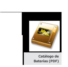 """Baterías """"Mac"""""""