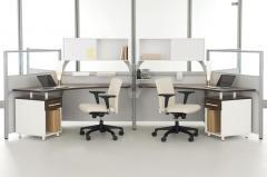 Muebles oficinas Divisiones del Espacio Cubit