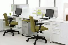 Muebles oficinas Divisiones del Espacio TeamWork