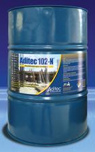 Aditivo plastificante Aditec 102-N
