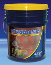 Plastificante para mortero Aditec Reductor De