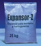 Expansor para morteros y hormigones Expansor - Z