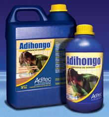 Limpiador de hongos para fachadas y pisos Adihongo