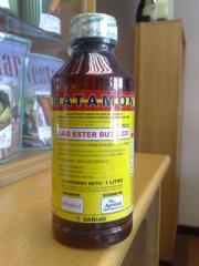 Herbicida  El Matamonte 2-4-D Ester CS