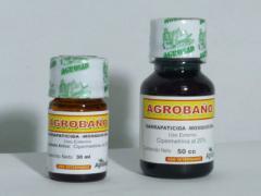 Agrobaño (Garrapaticida)   Ingred. Activo: Cipermetrina 20%