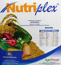 Fertilizantes - Nutriplex Inicial