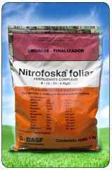 Abono Nitrofoska Foliar
