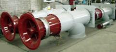 Bombas de flujo axial y flujo mixto