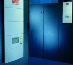 Unidades de precisión de aire acondicionado de