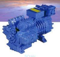 Compresores semi-herméticos de pistón, para